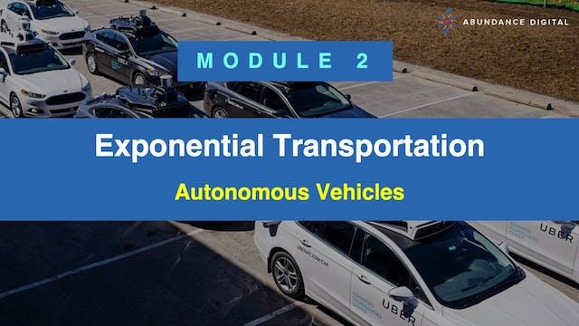 Exponential Transportation: Module 2 ...