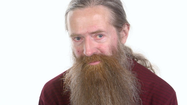 Aubrey de Grey + Roadmap to End Aging