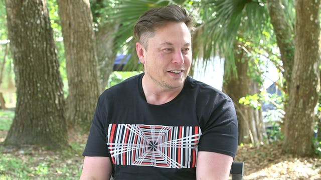 Elon Musk Discussion on Space + $100M...