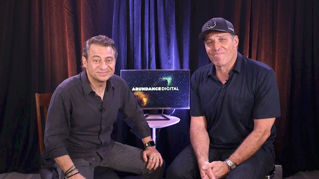 Tony Robbins + The World is Better Th...