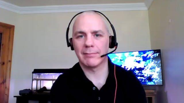 David Whelan + VR Conferences