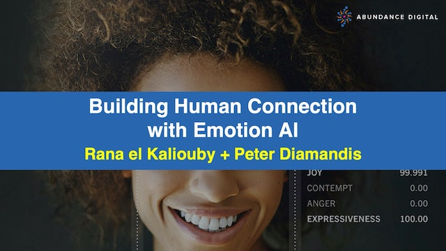 Affectiva: Building Human Connection with Emotion AI