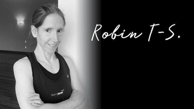 Instructor Highlight: Robin T-S.