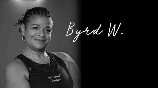 Yoga Stretch 15 with Byrd W - March 1...
