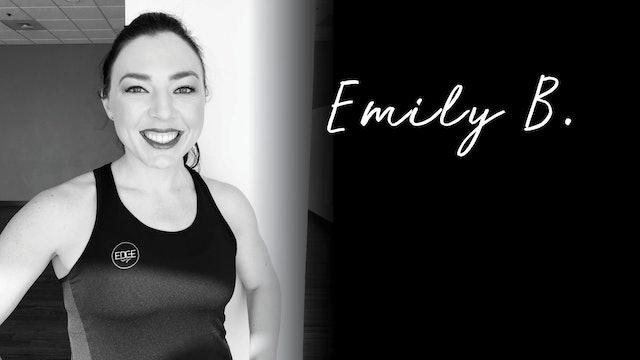 Instructor Highlight: Emily B.