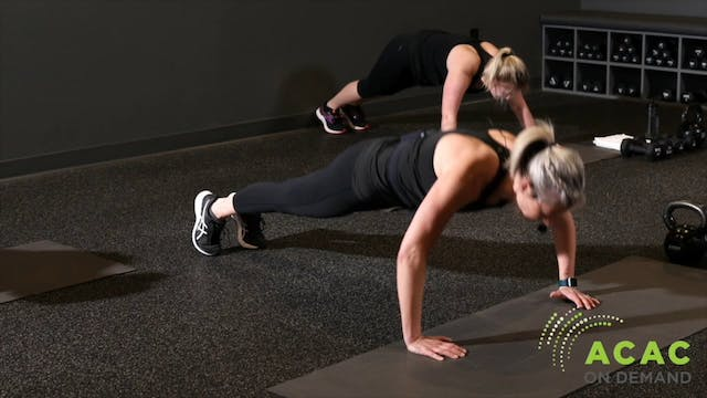 ATHLETIC CONDITIONING :30 | Leigh B. ...