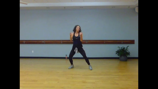 Vintage | DANCE FUSION | Tara W #1
