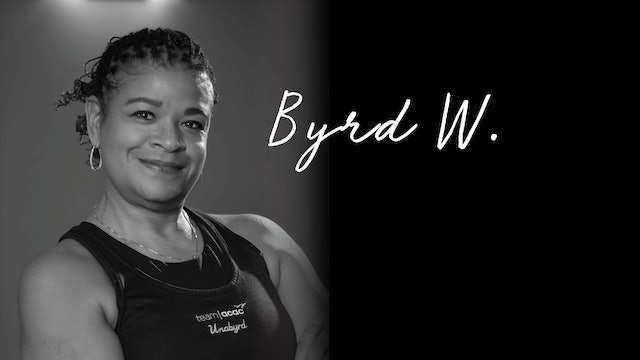 Yoga Stretch 15 with Byrd W - April 9, 2021