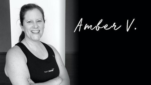 Instructor Highlight: Amber V.