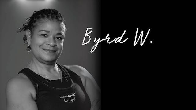 Step Mix 30 with Byrd W - July 30, 2021