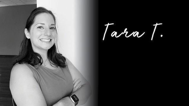 Instructor Highlight: Tara T.