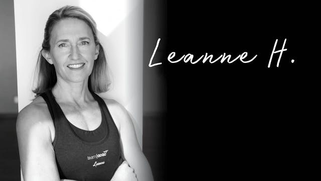 Mat Pilates 45 with Leanne H - June 1...
