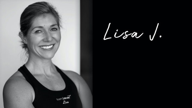 Instructor Highlight: Lisa J.