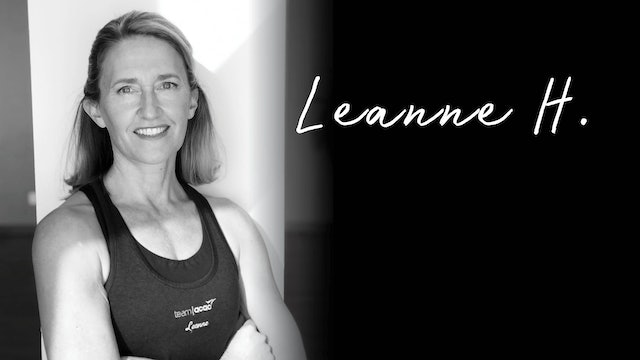 10:45am Simply Strength 45 with Leanne H