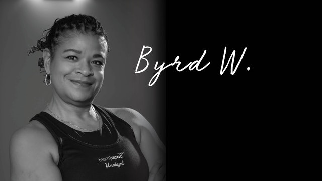 Yoga Stretch 15 with Byrd W - April 2, 2021