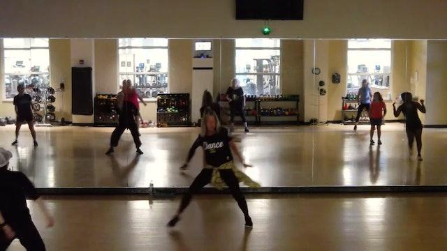 Vintage | DANCE FUSION | Jennifer G #3