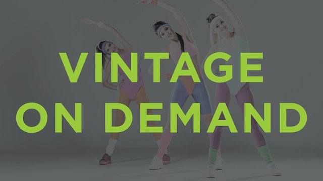 Vintage On Demand Collection