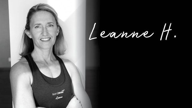 Mat Pilates 45 with Leanne H - April 1, 2021
