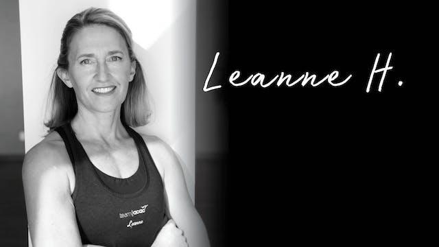 Mat Pilates 45 with Leanne H - April ...