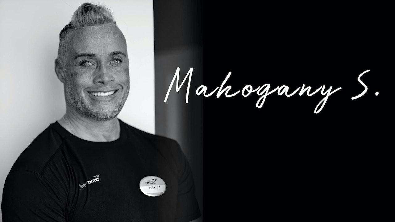 Instructor Highlight: Mahogany S.
