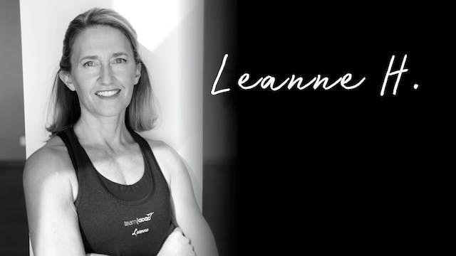 Mat Pilates 45 with Leanne H - June 3...