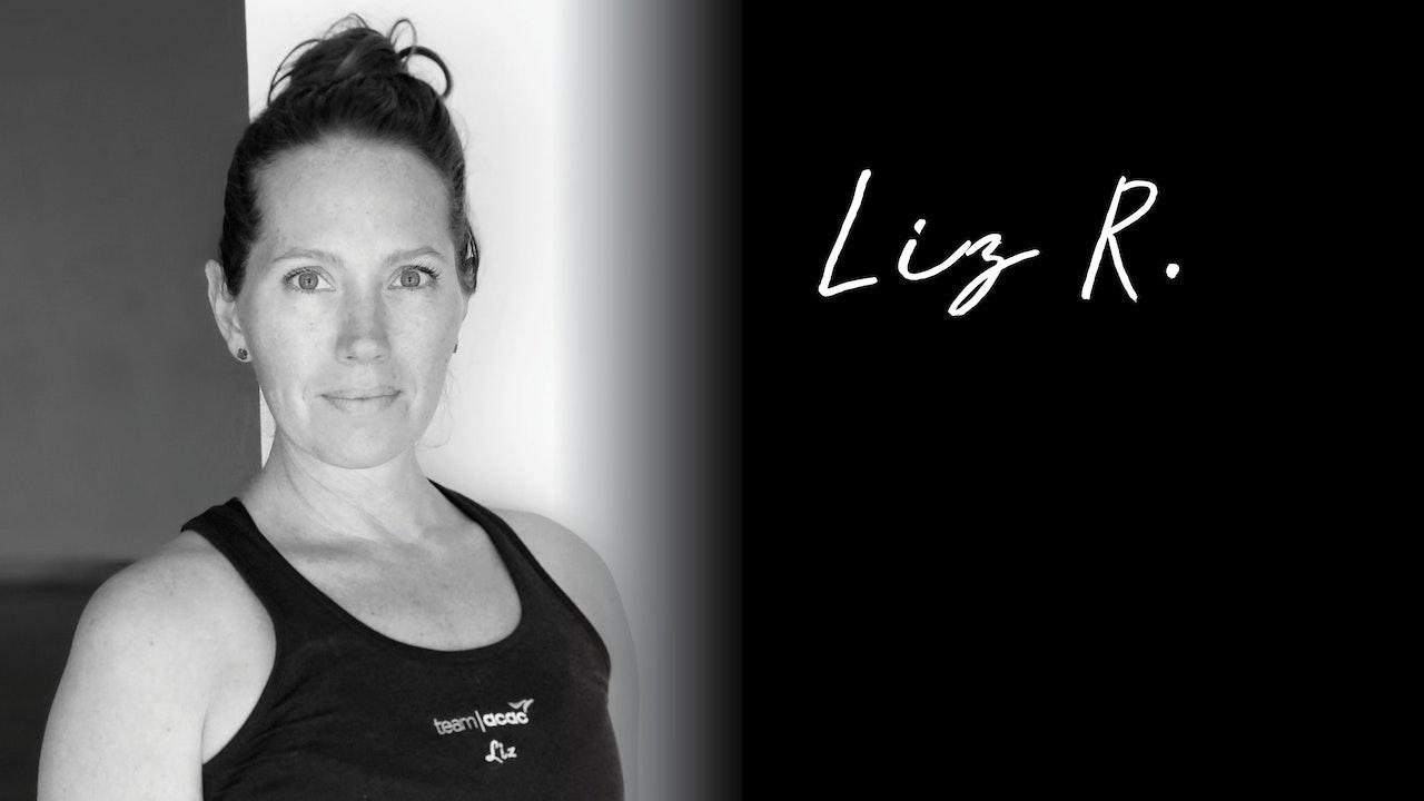 Instructor Highlight: Liz R.