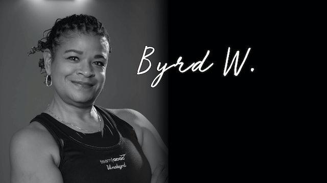 Instructor Highlight: Byrd W.