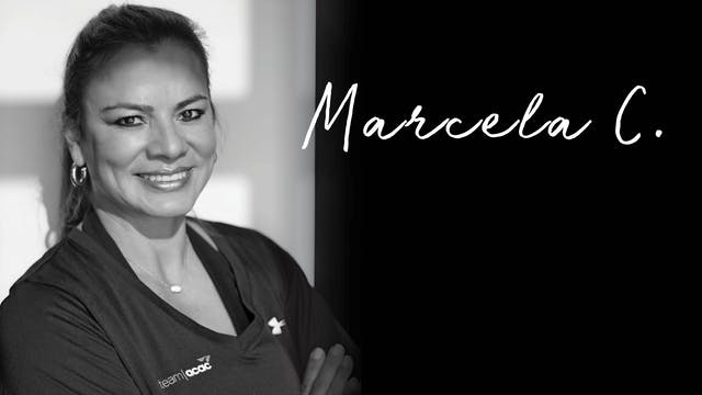 Zumba 45 with Marcela C - March 24, 2021
