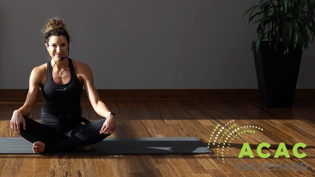 MAT PILATES :30 | Lisa S. | 1a