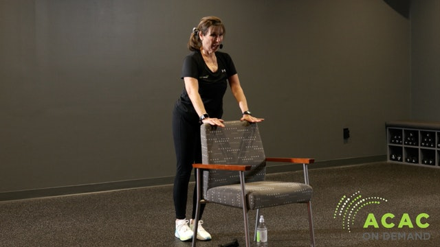 FIT ESSENTIALS SEATED :30 | Nancy B. | 5a