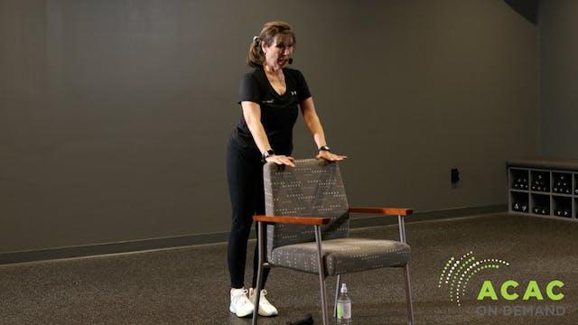 FIT ESSENTIALS SEATED :30 | Nancy B. ...