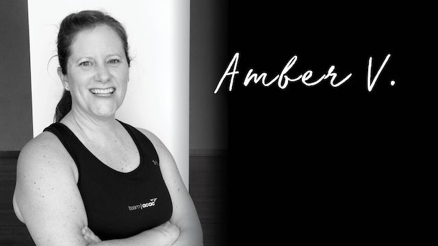 11:30am Cardio Mix Lite 45 with Amber V