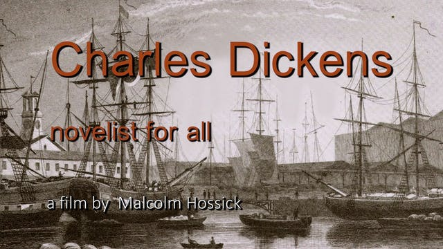 Charles Dickens - novelist for all