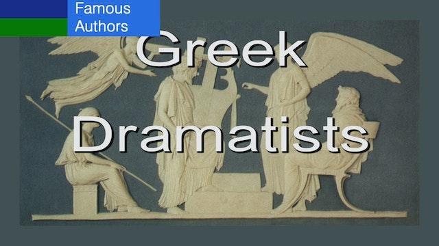 Greek Dramatists