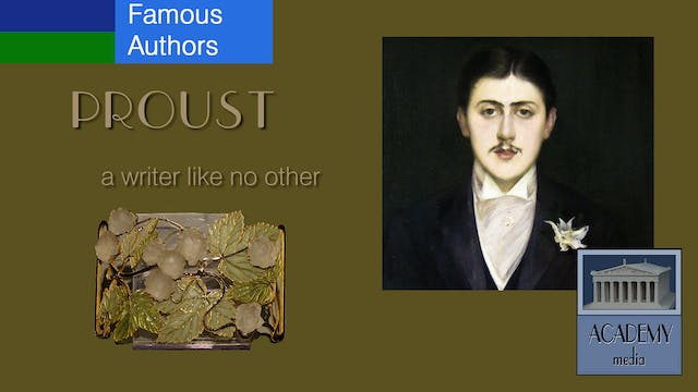 Marcel Proust - a writer like no other