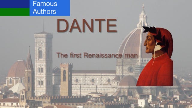 Dante, the first Renaissance Man