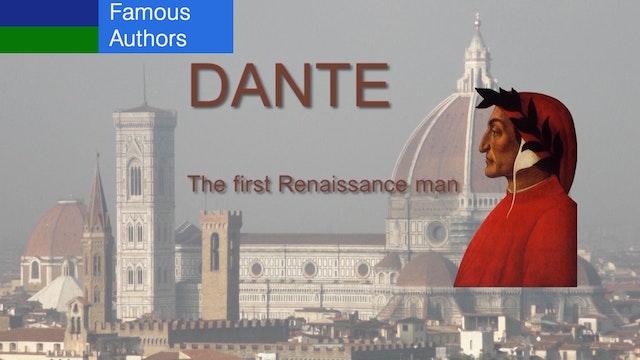 Dante, the first Renaissance Man