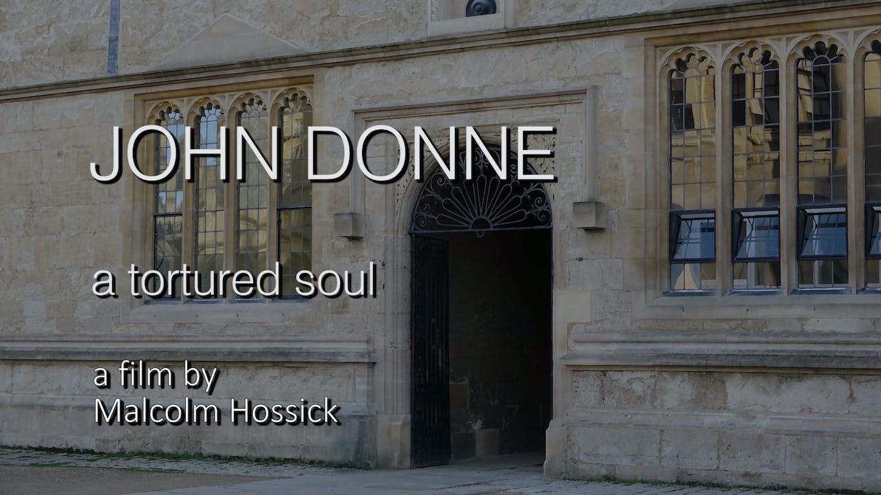Donne - a tortured soul