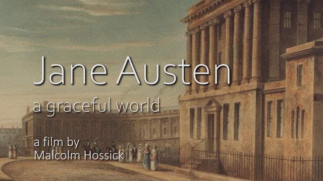 JANE AUSTEN – a graceful world