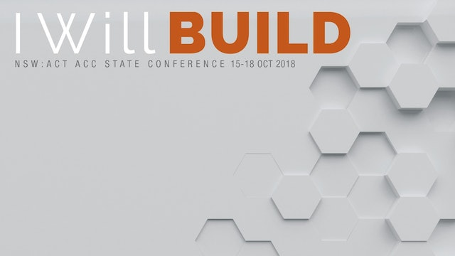 2018 NSW ACC State Conference