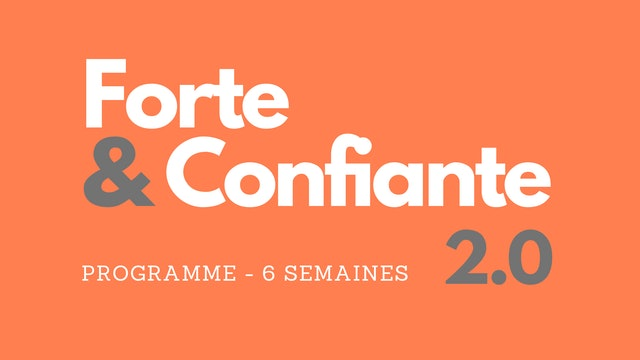 FORTE & CONFIANTE 2.0