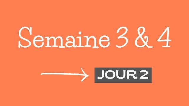 JOUR 2 - FORTE & CONFIANTE 2.0