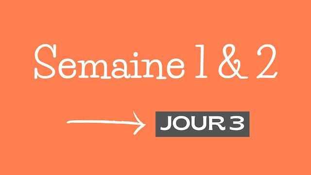 JOUR 3 - FORTE & CONFIANTE 2.0