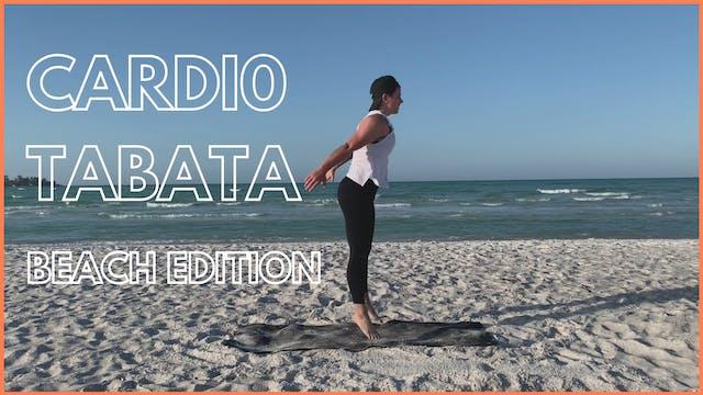 TABATA CARDIO - BEACH EDITION  /  CHA...