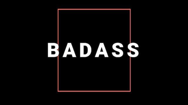 BADASS - VIDÉO INTRO