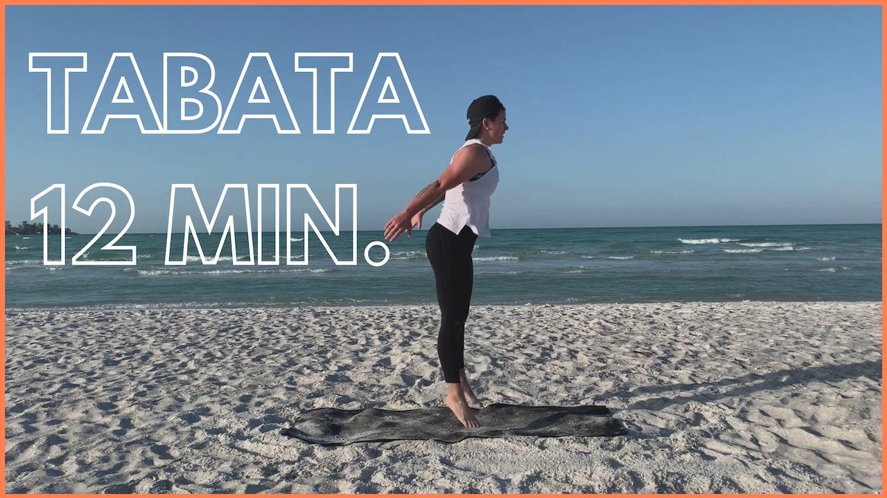 TABATA - 12 MINUTES