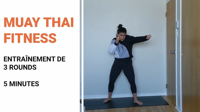 COURS #1 - MUAY THAI FITNESS