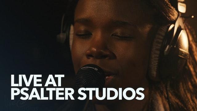 Live at Psalter Studios