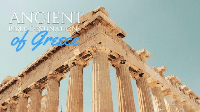 Ancient Bible Destinations of Greece