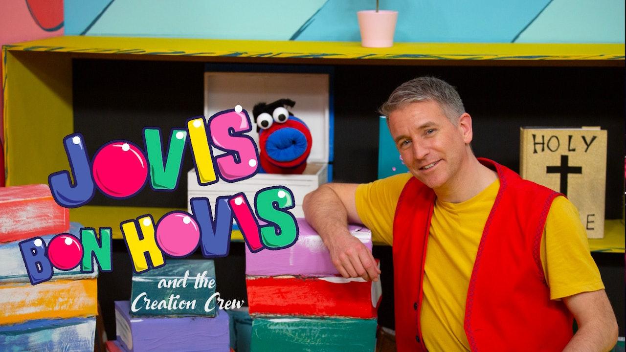 Jovis Bon Hovis & the Creation Crew